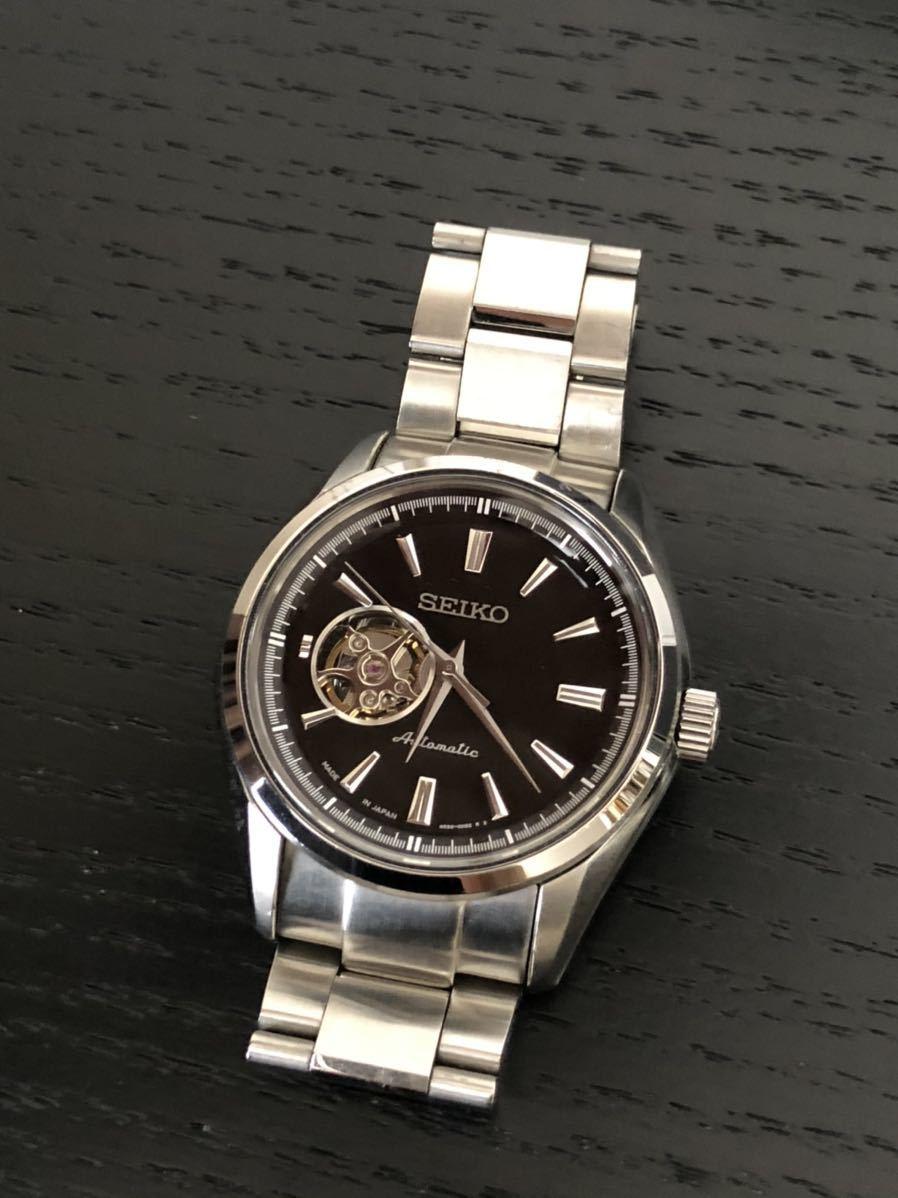 セイコー SEIKO プレザージュ(PRESAGE) 「モダンコレクション」 SARY053【日本製】腕時計 機械式