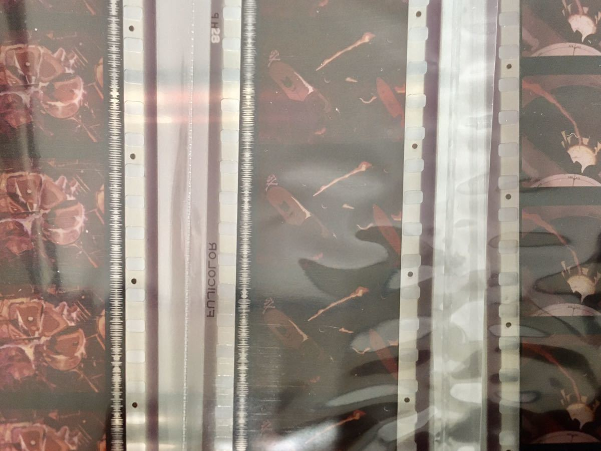 劇場版 銀河鉄道999 フィルム22枚セット  (検索:松本零士、キャプテンハーロック、宇宙戦艦ヤマト)_画像6