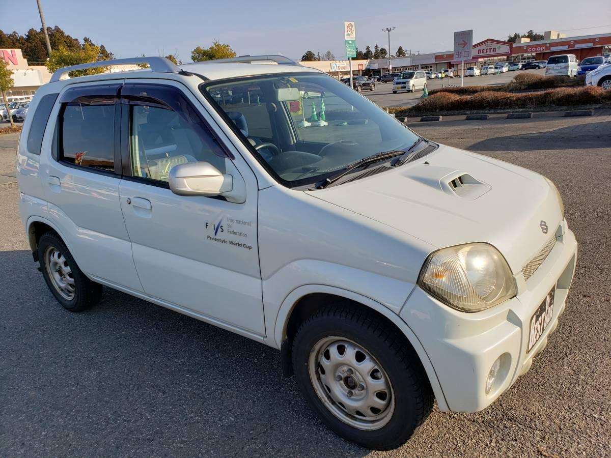 「Kei 4WDターボ 車検有り リサイクル預託金 次期自動車税込み 売り切り!!」の画像1