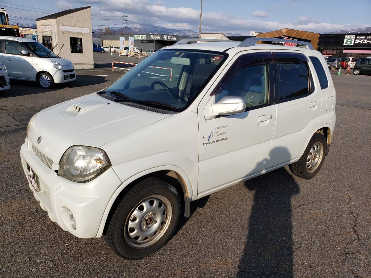 「Kei 4WDターボ 車検有り リサイクル預託金 次期自動車税込み 売り切り!!」の画像2