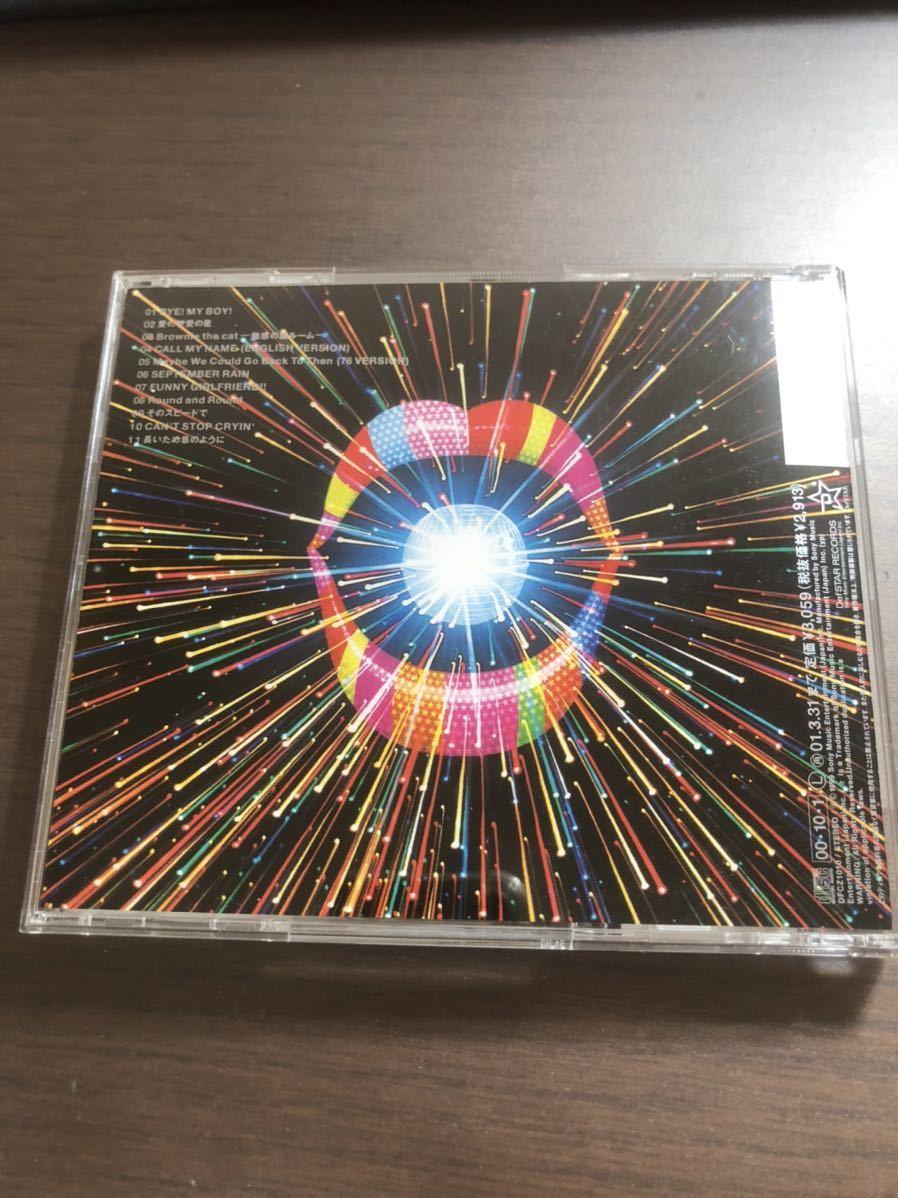 美品■the brilliant green CD【ザ・ブリリアント・グリーン】TERRA2001_画像3