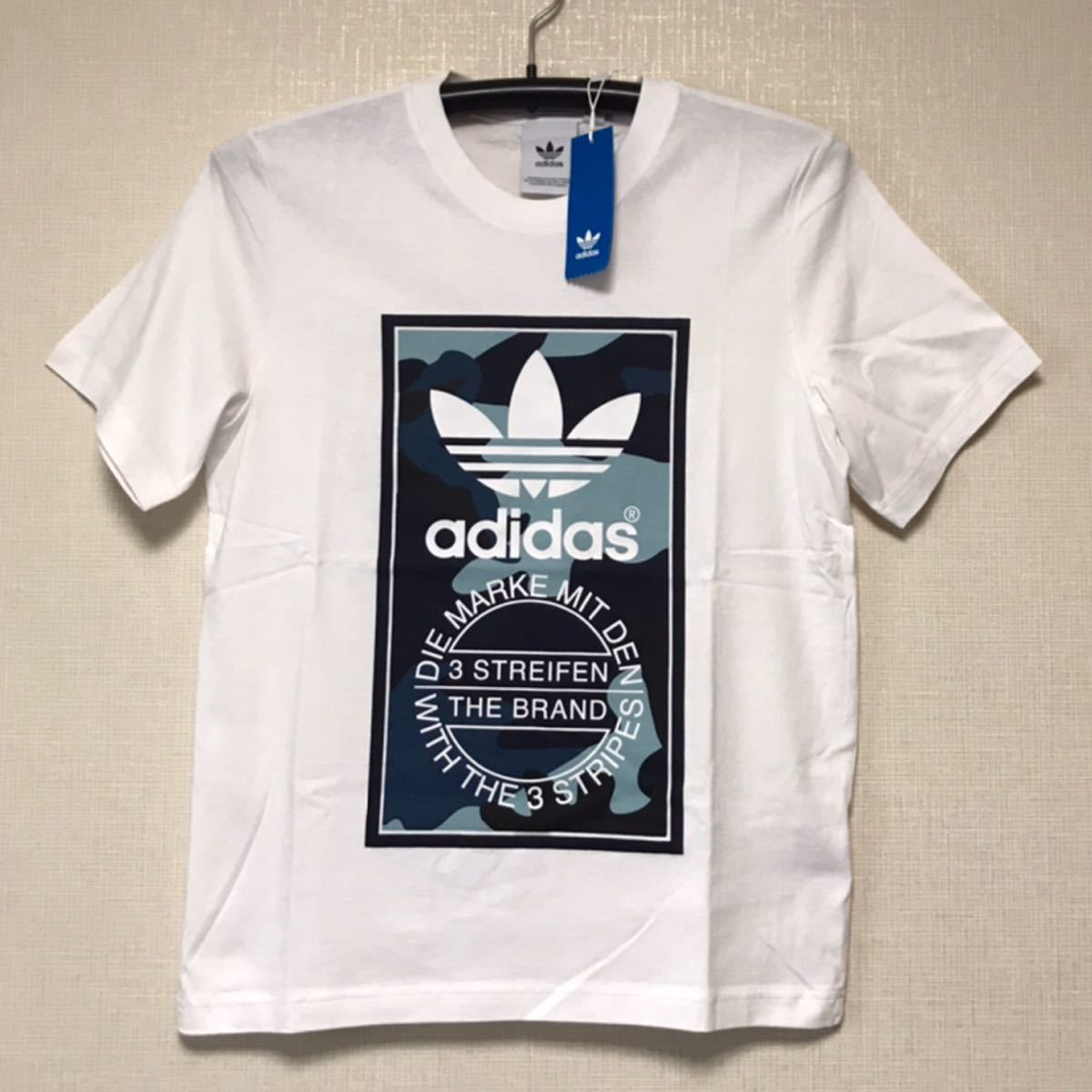 【 adidas 】 アディダス  Tシャツ