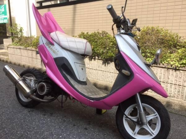 「☆ JOG ZR カスタムor レストアベース車!☆」の画像1