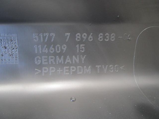 未使用品・未塗装品 BMW 5シリーズ E60 M5 純正 右サイドステップ 51777896838  『個人宅配不可・営業所留め要相談』_画像5