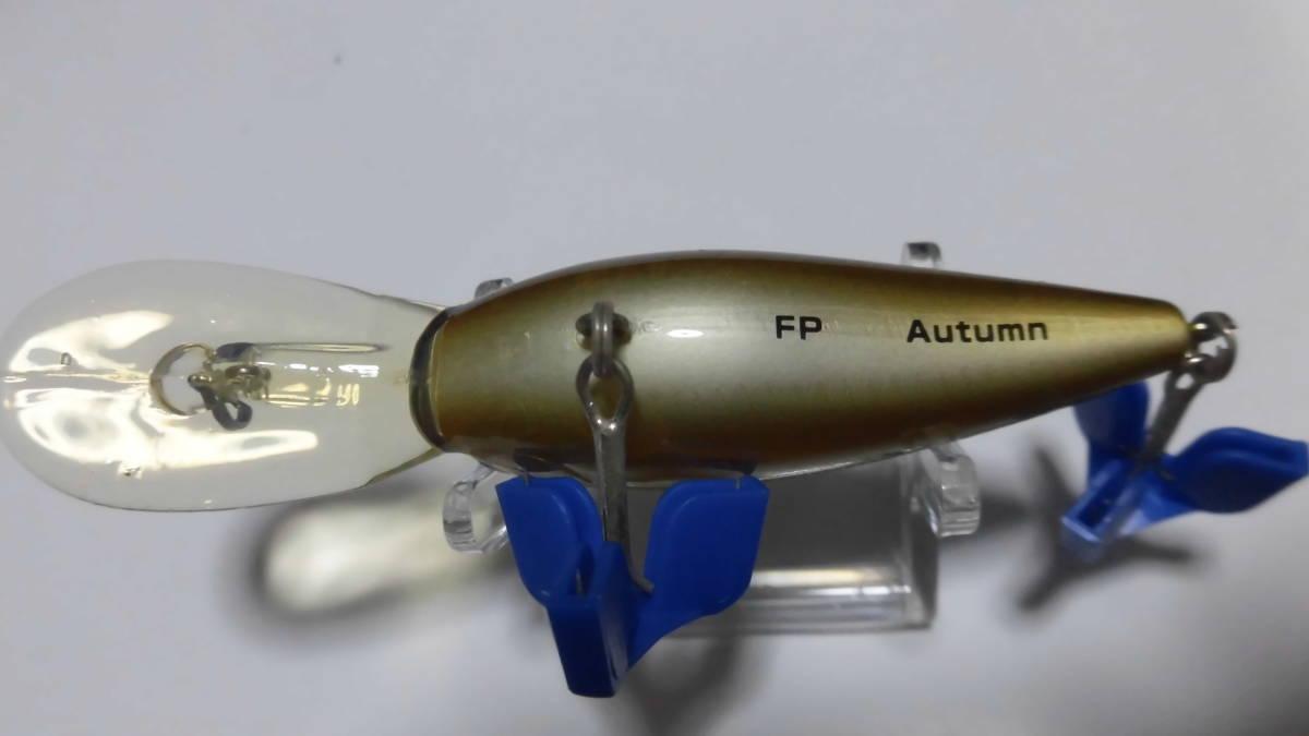 ① ティムコ ファットペッパー FAT PEPPER 5/8 oz Autumn ディープクランク BOX保管の未使用品_画像3