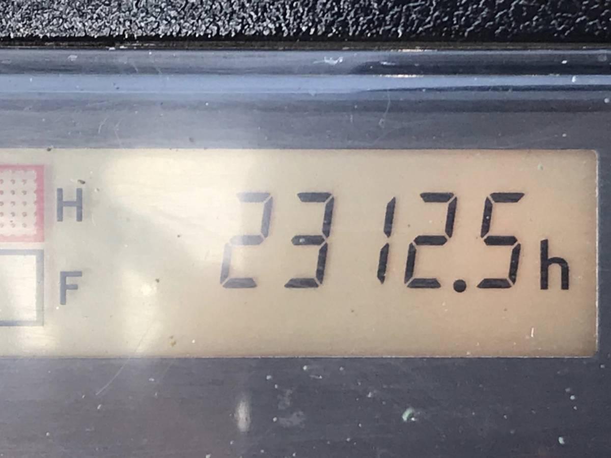 「トヨタ中古フォークリフト8FGL20・ガソリン・2t・2008年」の画像3