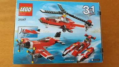 レゴ クリエーター31047 プロペラ飛行機★未開封品★送料定形外510円_画像2