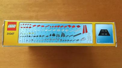 レゴ クリエーター31047 プロペラ飛行機★未開封品★送料定形外510円_画像5