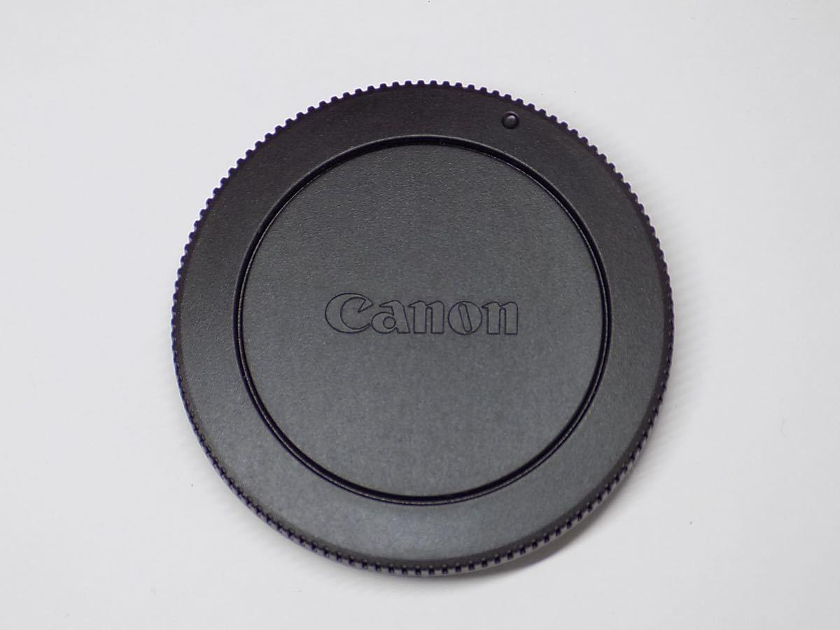 Canon カメラカバー R-F-4 ボディキャップ_画像1