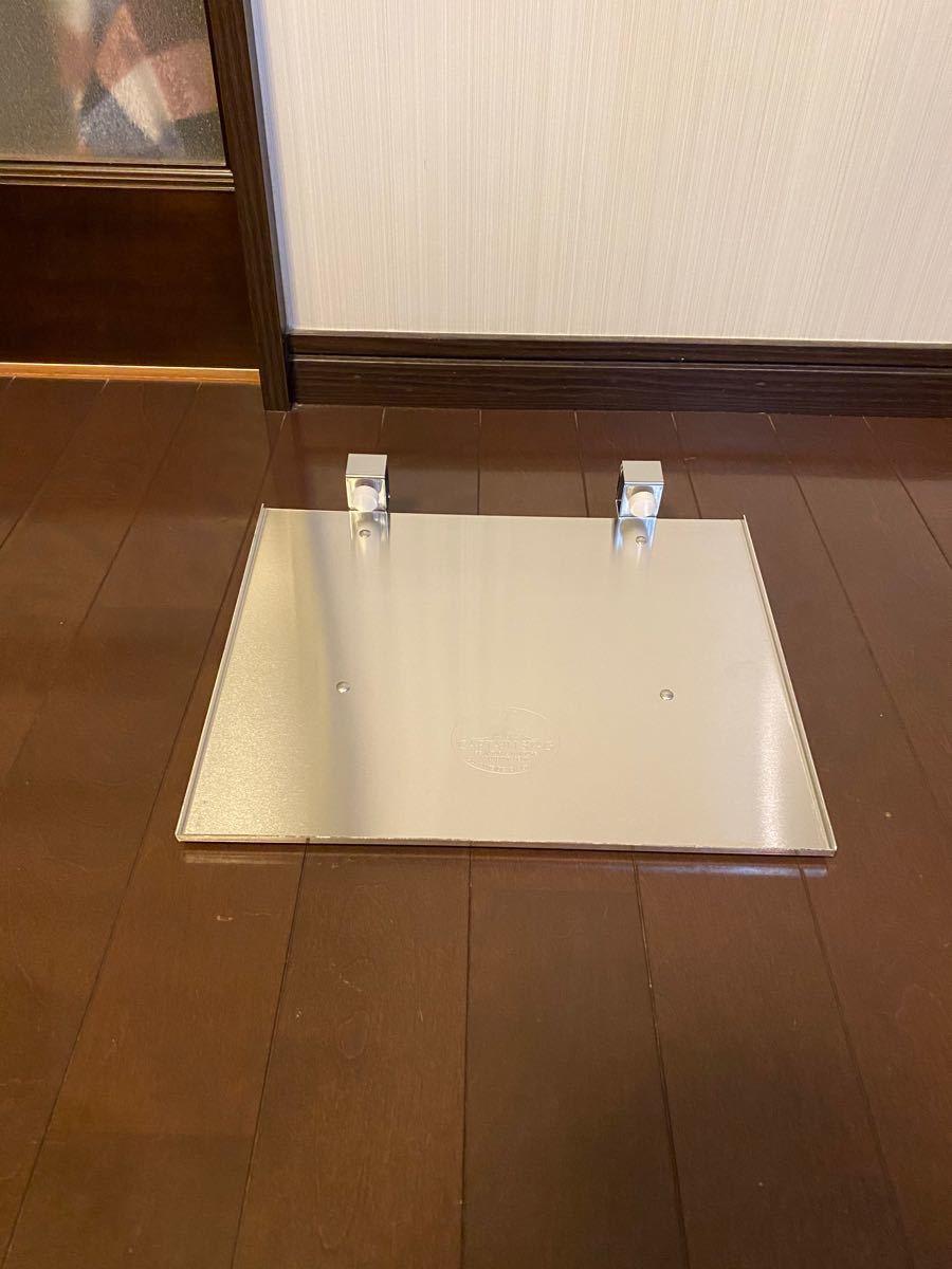 キャプテンスタッグ ツーバーナーコンロ用サイドテーブル