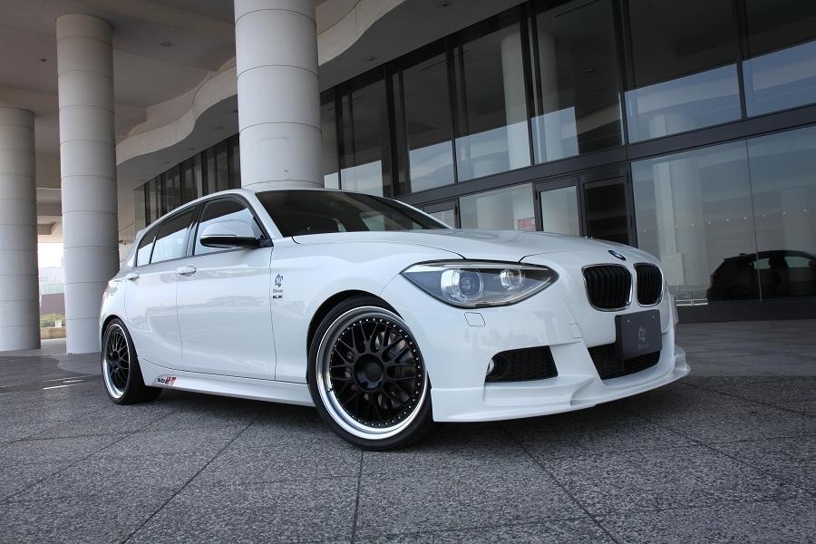 3D Design 3Dデザイン BMW F20 M-Sport フロントリップスポイラー ウレタン製_画像5