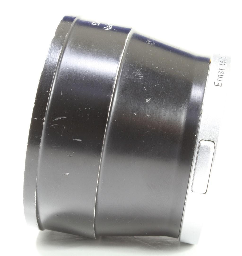 良品マイナス ライカ エルマー9cm/へクロール13.5cm用フード IUFOO 12575 初期型_画像6
