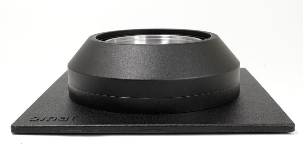 新同品 ジナー DBレンズボード絞り内蔵(アポシロナー210/5.6用、NO,446,75,277) _画像3