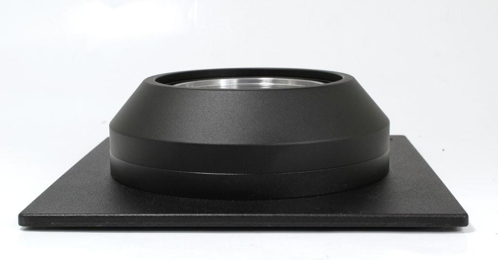 新同品 ジナー DBレンズボード絞り内蔵(アポシロナー210/5.6用、NO,446,75,277) _画像4