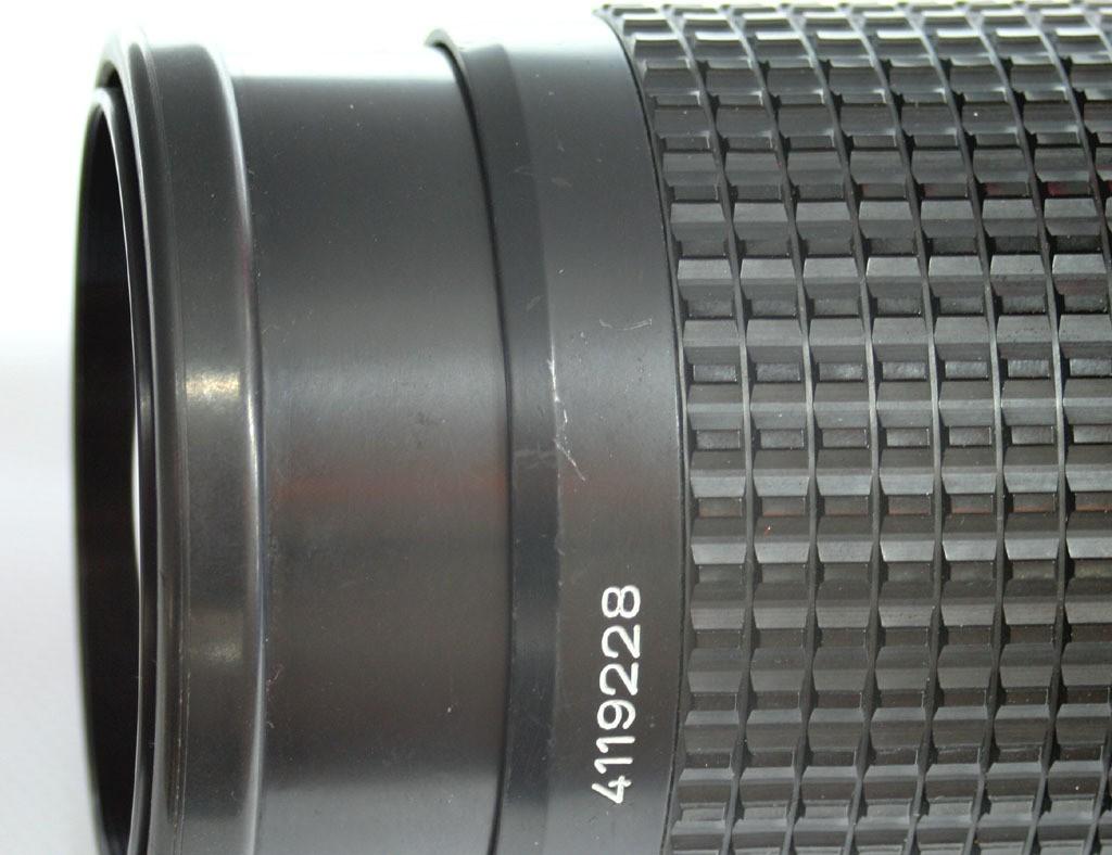 良品 ペンタックス 645用 A200/4 _画像7