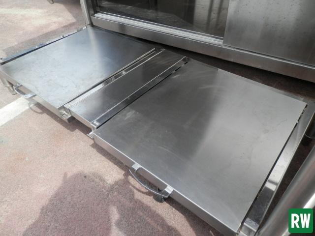 作業台 炊飯台 タニコー W1200×D600×H800 業務用 ステンレス 厨房機器 [2-B897]_画像3