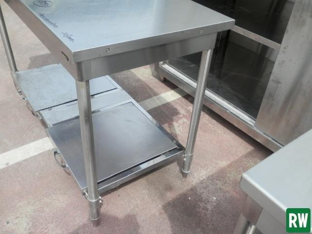 作業台 炊飯台 タニコー W1200×D600×H800 業務用 ステンレス 厨房機器 [2-B897]_画像6