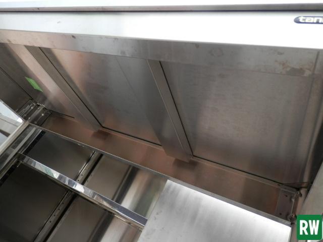 作業台 炊飯台 タニコー W1200×D600×H800 業務用 ステンレス 厨房機器 [2-B897]_画像5