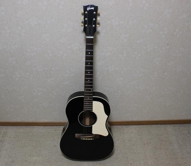 1969年頃 Gibson B-25 ブラック 本物ビンテージ??!