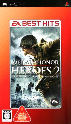 メダル オブ オナー ヒーローズ 2 EA BEST HITS/PSP_画像1