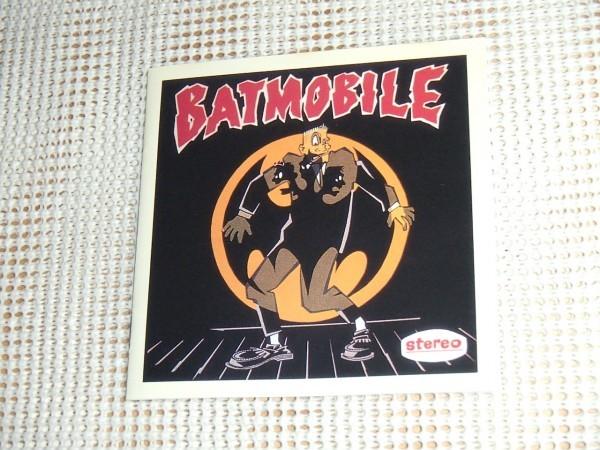廃盤 Batmobile バットモービル /Eric Haamers (Penguin) Johnny Zuidhof (The Apemen )在籍 ロカビリー サイコビリー 大名盤 JICK 89303