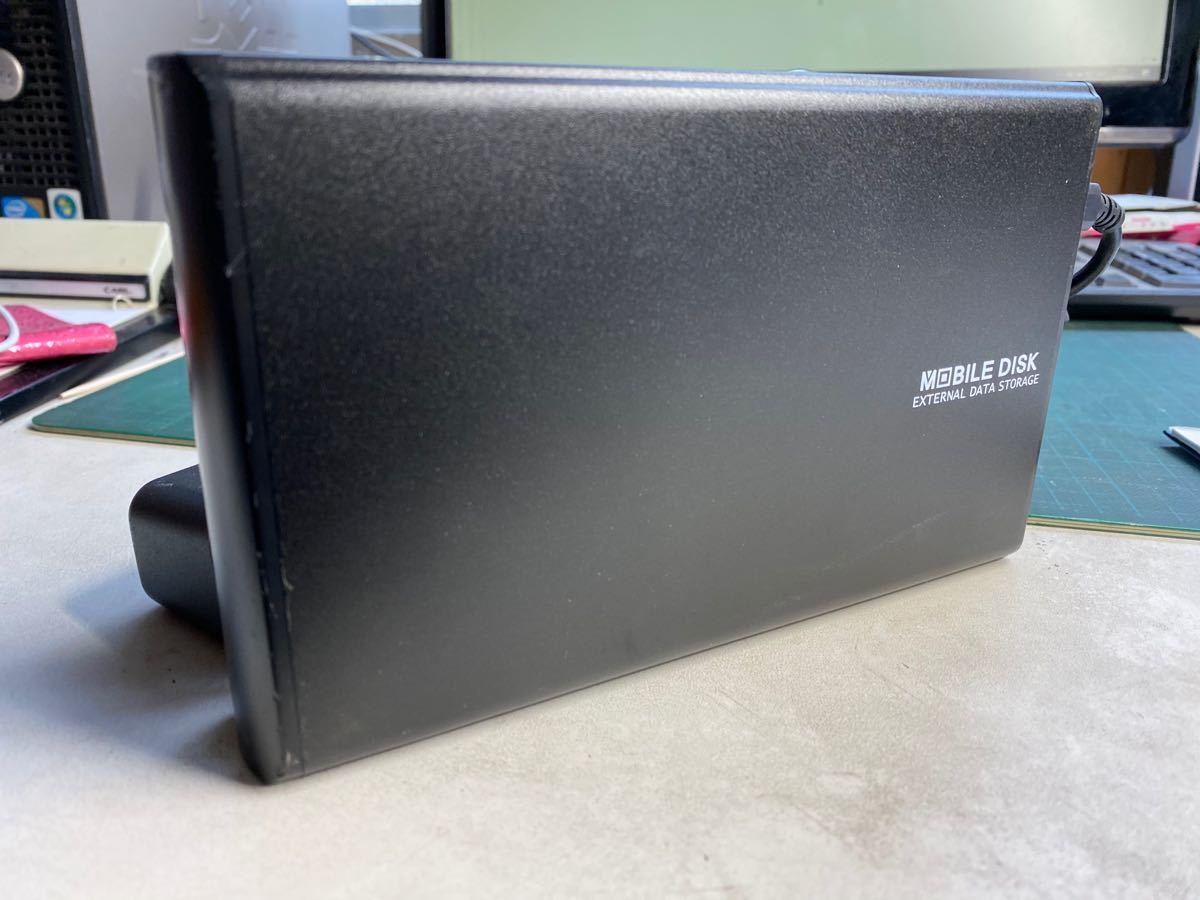外付けHDDモバイルハードディスク500G