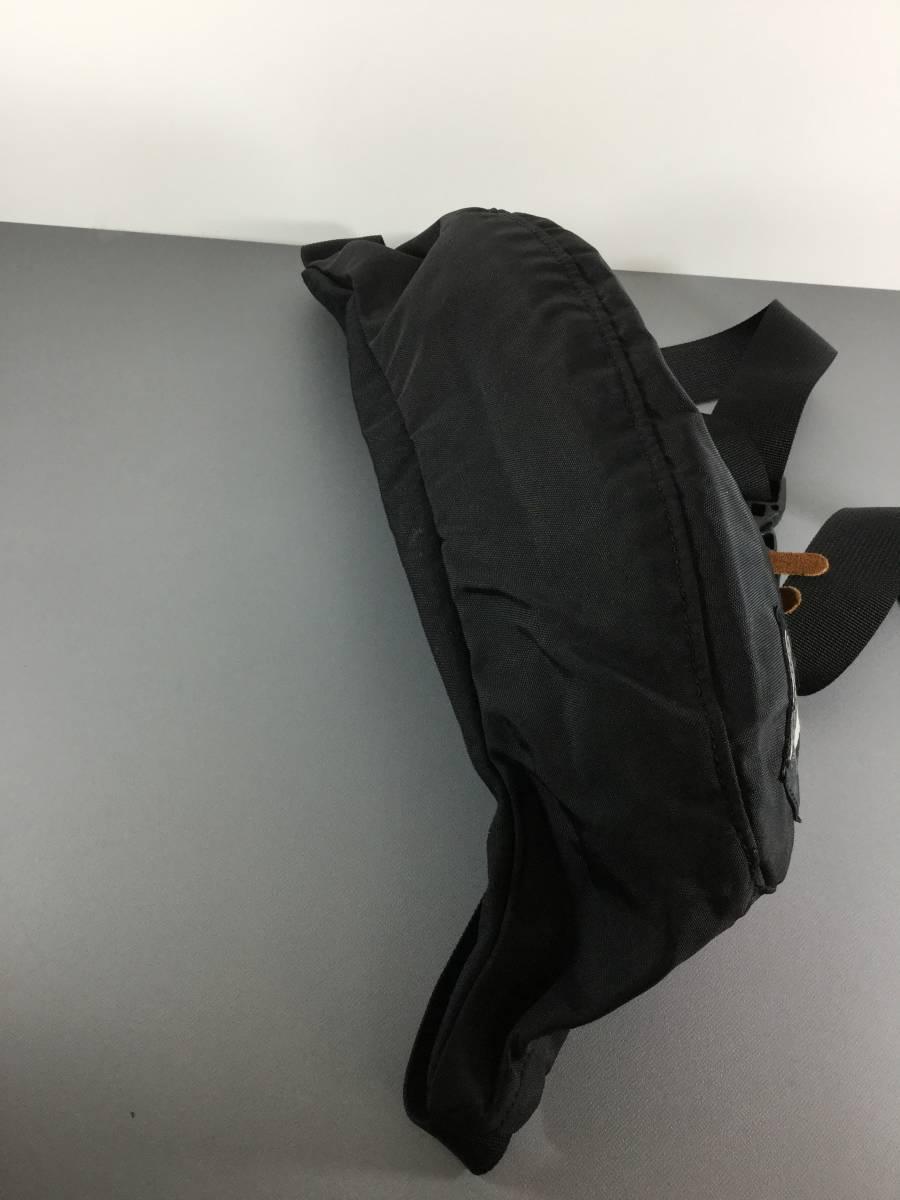 超美品 旧タグ グレゴリー テールランナー ブラック 黒 ショルダーバッグ