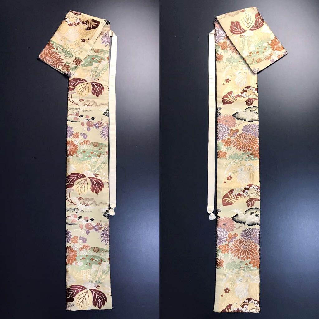 [kmB-3] 限定4本 日本刀 太刀 刀 刀袋 豪華 華紋 飛鶴紋 職人ハンドメイド 100%正絹使用 一点物 B-3_画像9