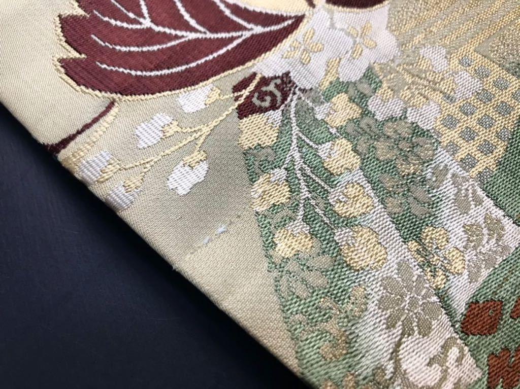[kmB-3] 限定4本 日本刀 太刀 刀 刀袋 豪華 華紋 飛鶴紋 職人ハンドメイド 100%正絹使用 一点物 B-3_画像10