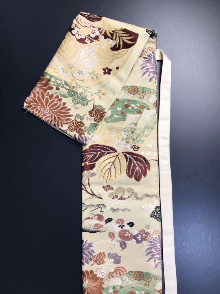 [kmB-3] 限定4本 日本刀 太刀 刀 刀袋 豪華 華紋 飛鶴紋 職人ハンドメイド 100%正絹使用 一点物 B-3_画像2
