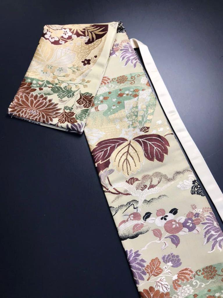 [kmB-3] 限定4本 日本刀 太刀 刀 刀袋 豪華 華紋 飛鶴紋 職人ハンドメイド 100%正絹使用 一点物 B-3_画像1