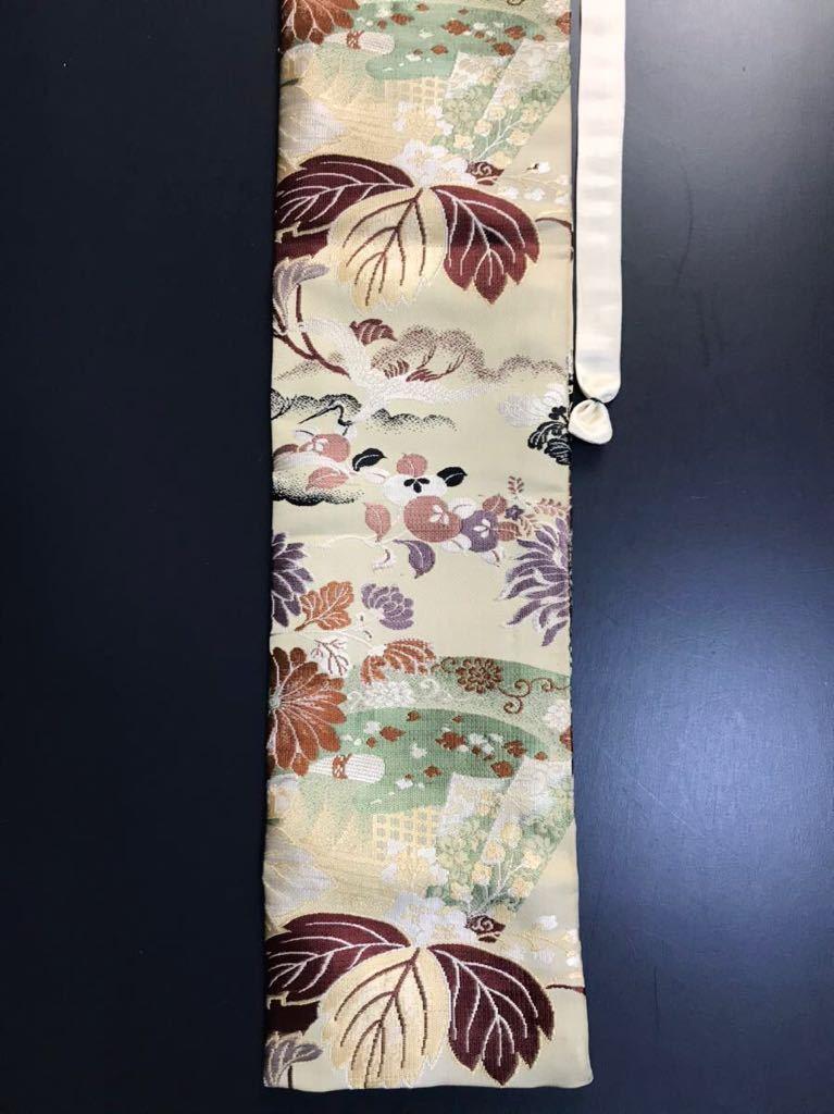 [kmB-3] 限定4本 日本刀 太刀 刀 刀袋 豪華 華紋 飛鶴紋 職人ハンドメイド 100%正絹使用 一点物 B-3_画像4