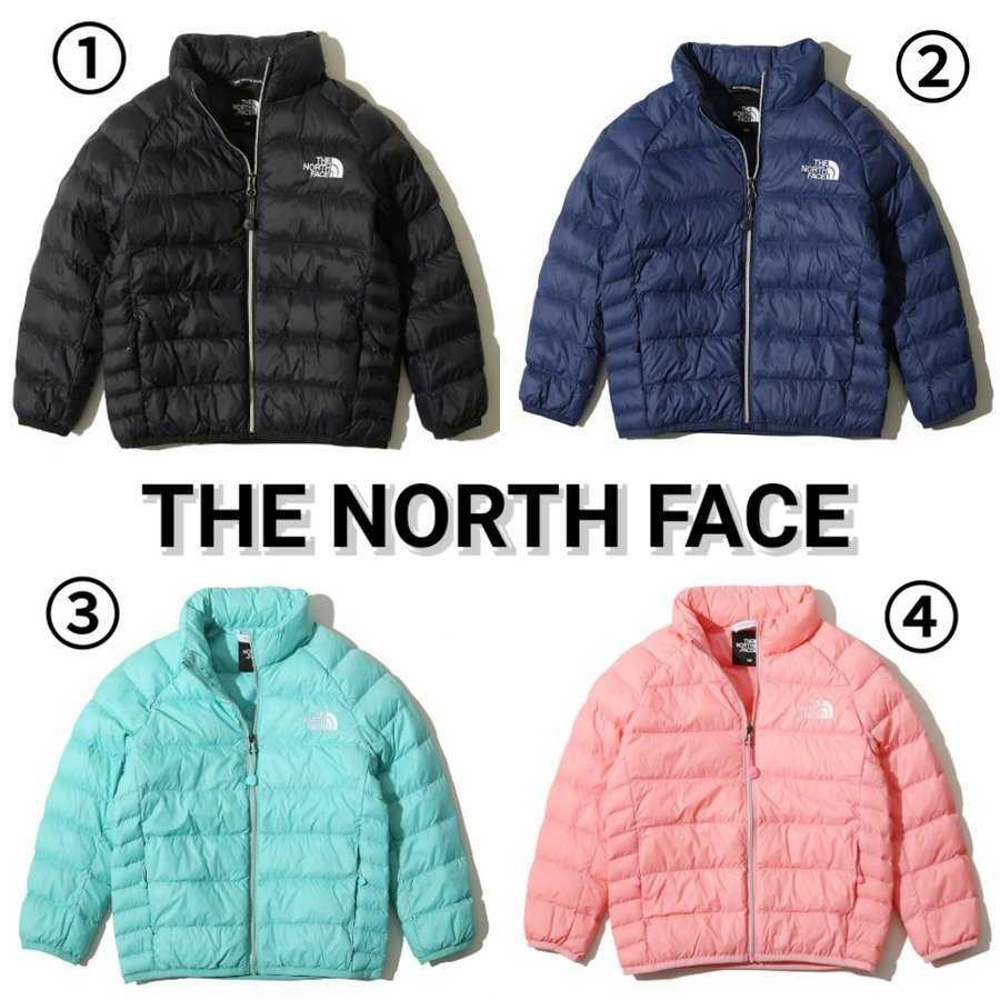 新品THE NORTH FACE ノースフェイス キッズ ジャケット BASIC T-BALL STANDNECK JACKET