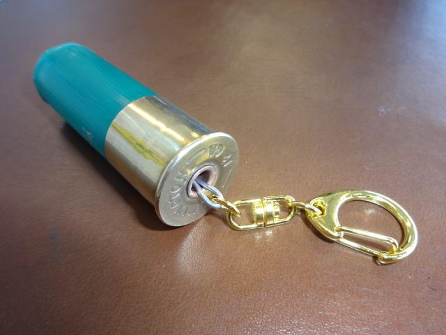 レミントン製 散弾空薬莢 キーホルダー レミントン Remington ShurShot 12番4号弾33g ショットガン_画像10