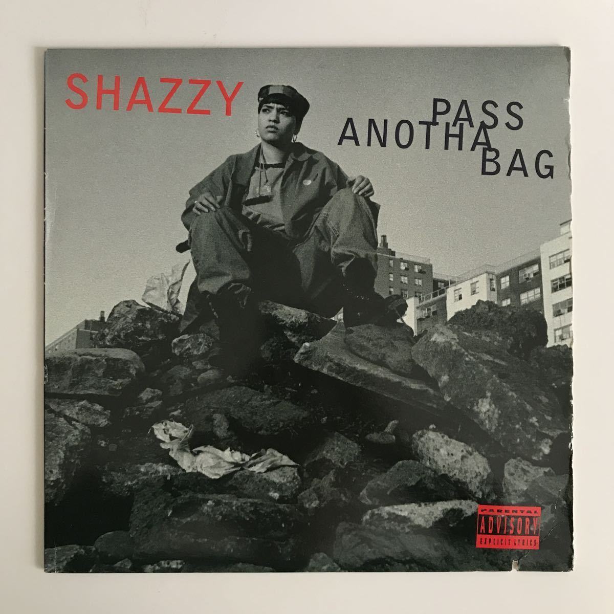 Shazzy - Pass Anotha Bag【US Orig.】【オリジナル】【Pete Rock】【Southside Movement/Tyrone Davis/Ike & Tina Turnerネタ】_画像1