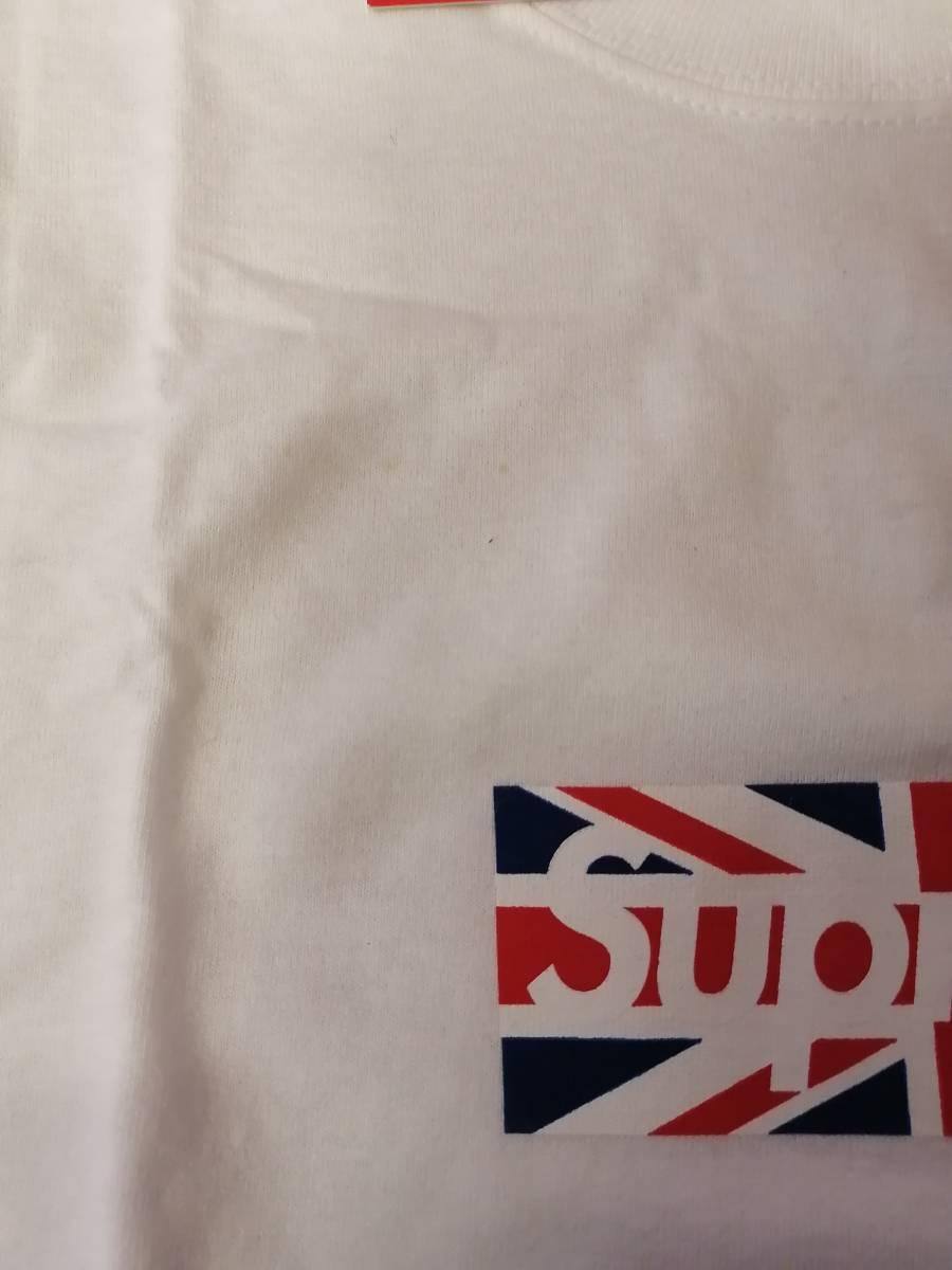 ロゴ supreme ボックス