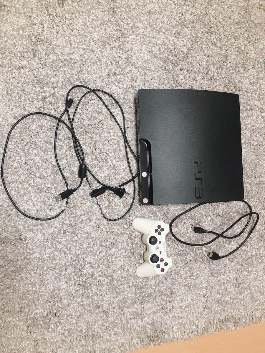 SONY  PS3本体  PS3 ジェットブラック 160GB