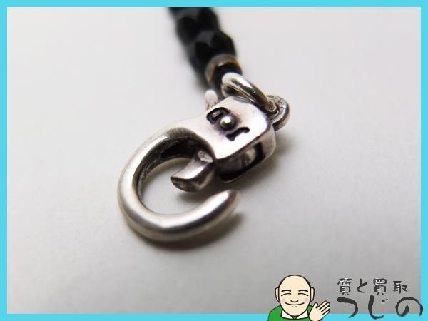 【送料無料】◆JustinDavis◆ジャスティンデイビス ◆SV925 ◆ブラックサーペント・クロスブレスレット Black Serpent/Cross Bracelet_画像9