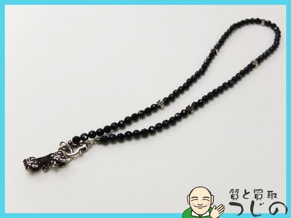 【送料無料】◆JustinDavis◆ジャスティンデイビス ◆SV925 ◆ブラックサーペント・クロスブレスレット Black Serpent/Cross Bracelet_画像6