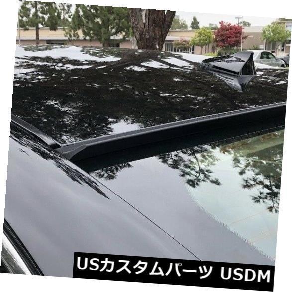 未塗装2008-2011 BMW 128i 2DクーペE82後部ウィンドウルーフスポイラー_画像1