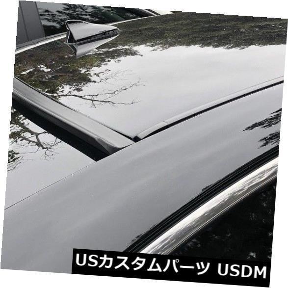 未塗装2008-2011 BMW 128i 2DクーペE82後部ウィンドウルーフスポイラー_画像2