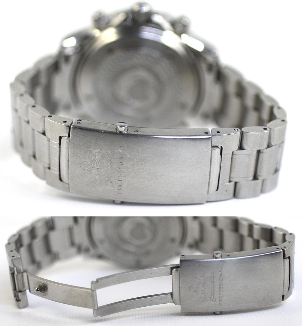 【OMEGA】オメガ シーマスター アプネア 2595.50 自動巻き メンズ 腕時計 管理番号 A_画像9