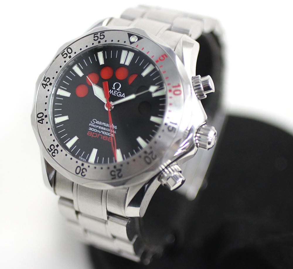 【OMEGA】オメガ シーマスター アプネア 2595.50 自動巻き メンズ 腕時計 管理番号 A_画像1