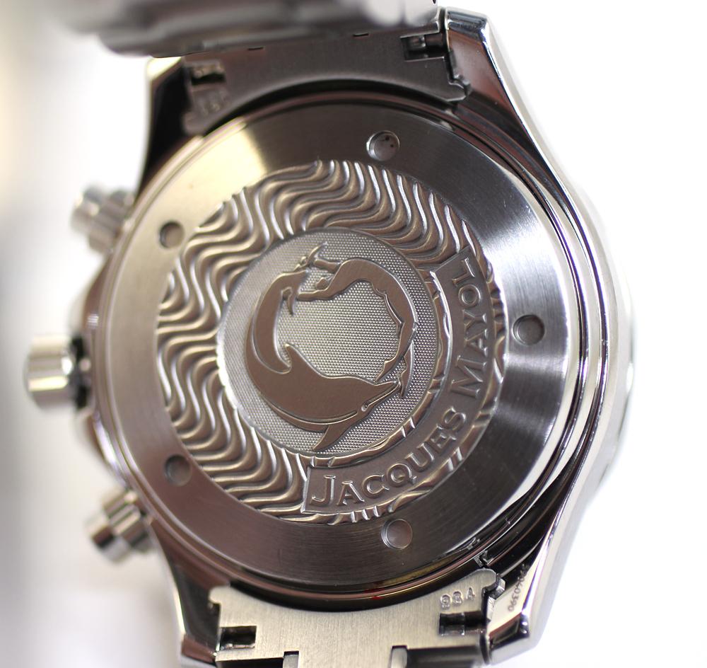 【OMEGA】オメガ シーマスター アプネア 2595.50 自動巻き メンズ 腕時計 管理番号 A_画像8