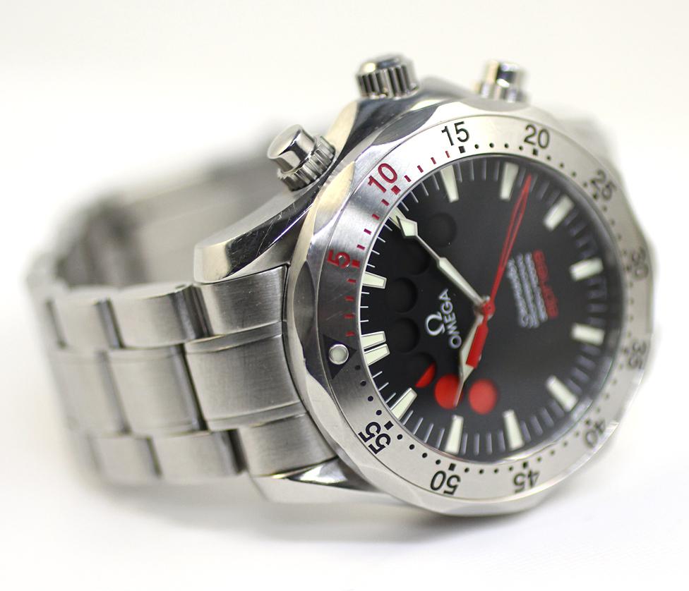 【OMEGA】オメガ シーマスター アプネア 2595.50 自動巻き メンズ 腕時計 管理番号 A_画像6