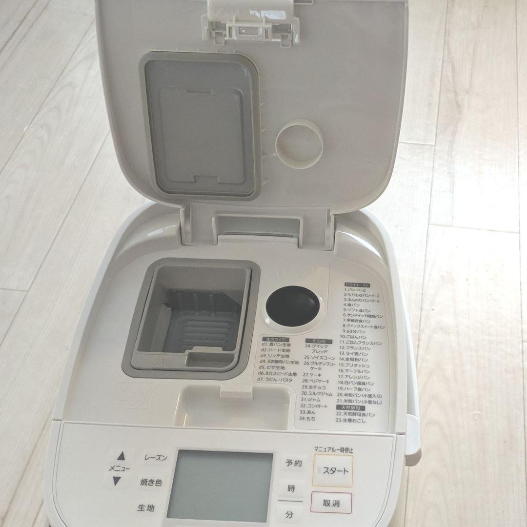 GWはおうちでパン作り/Panasonicホームベーカリー/SD-MDX100
