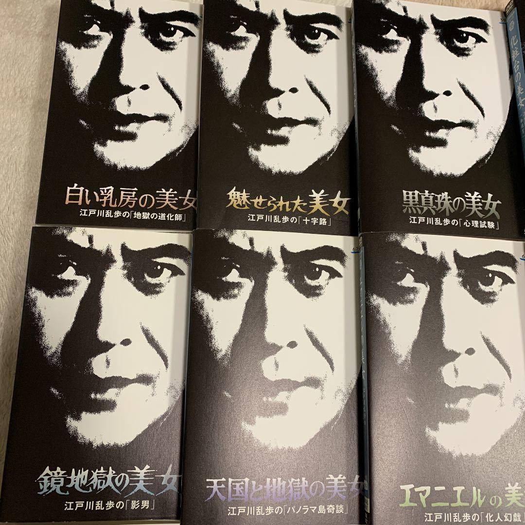 江戸川乱歩シリーズ  DVD 23枚 ケース付き_画像4