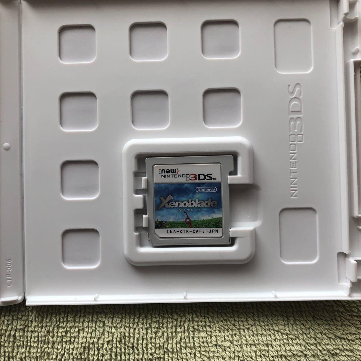 ゼノブレイド 3DS Newニンテンドー3DS