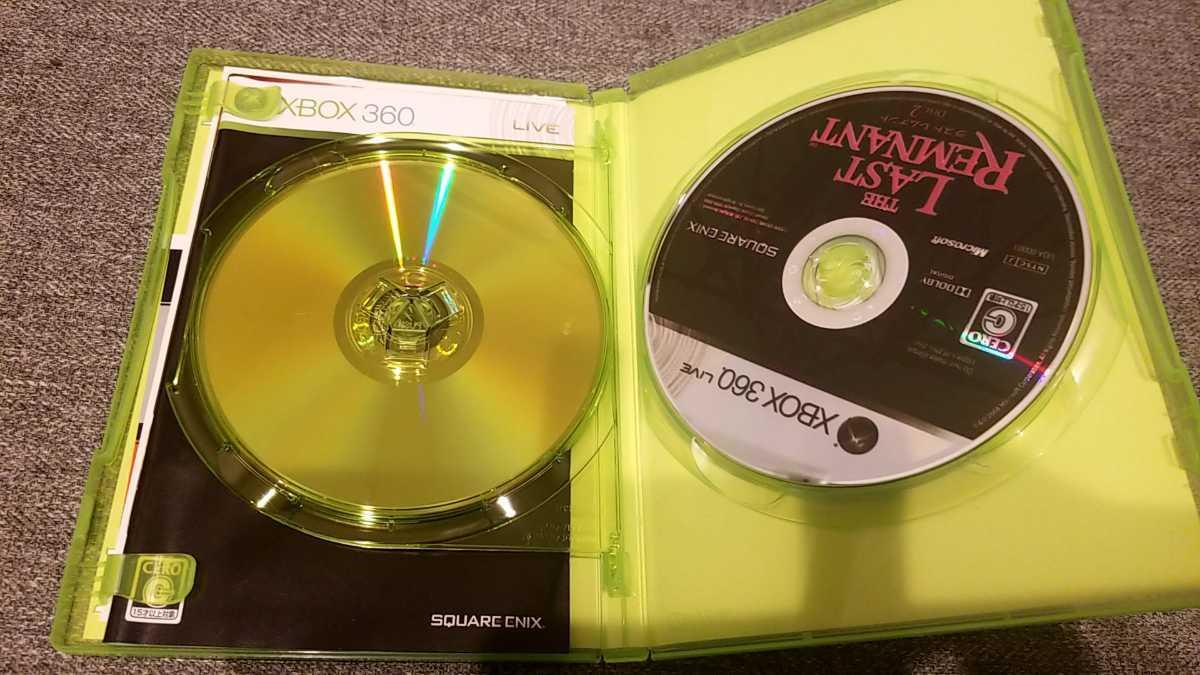 XBOX360ソフト ラストレムナント+マグナカルタ2 2本セット