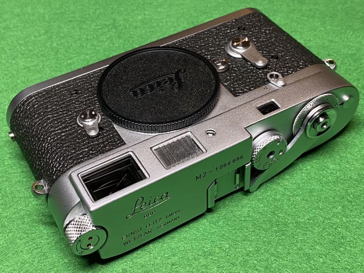 Leica M2 ライカ フィルムカメラ シリアル1054696 中古良品